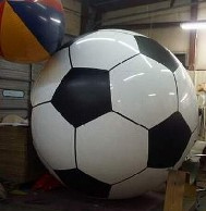 Soccerball-custom advertising balloon